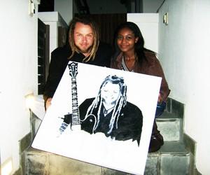 Ard Matthews & Tafadzwa Mukwashi